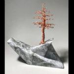 Tree on Marble